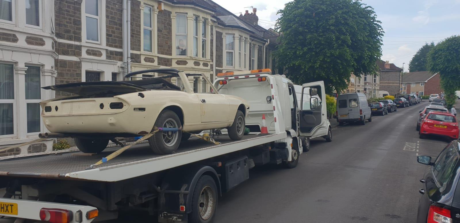Car transportation and scrap