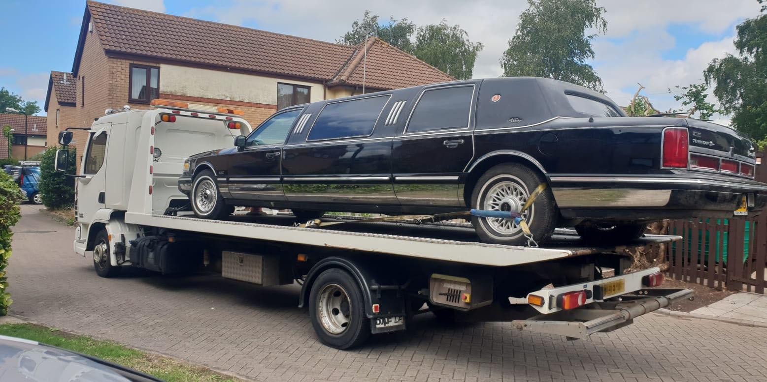 Limousine transportation